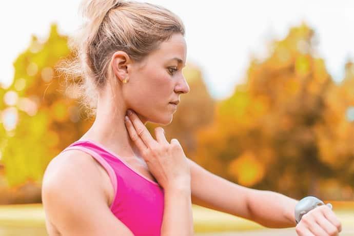 Стоит замерять пульс при выполнении упражнений