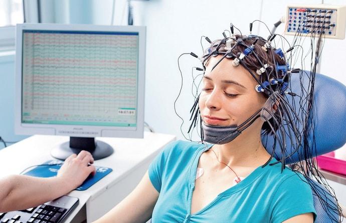 ЭЭГ при эпилепсии