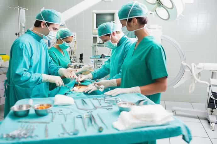 Операция при акушерском параличе