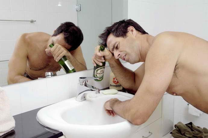 Алкогольная амнезия и психосоматика