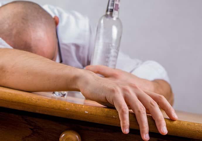 Особенности развития алкогольной эпилепсии