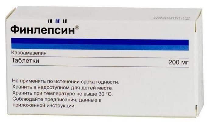Фенлипсин при эпилепсии