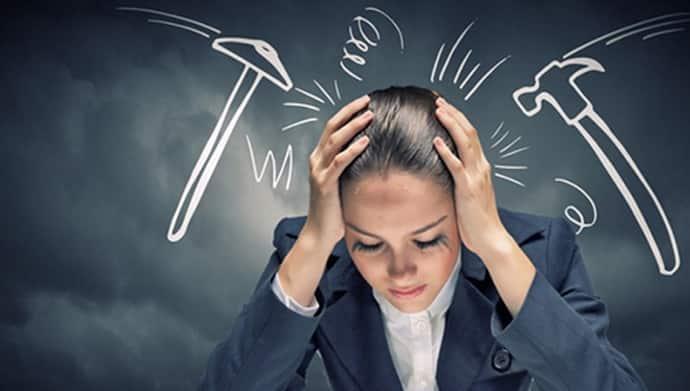 Стресс вызывает астенический синдром