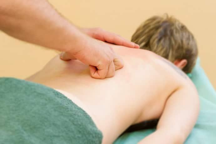 Мануальная терапия при протрузии