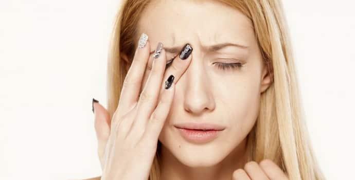 Блефароспазм: что это, симптомы и лечение
