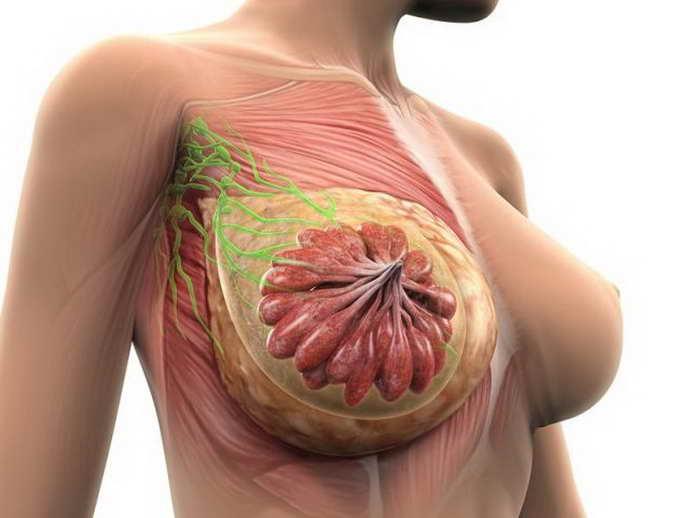 боль в молочной железе при остеохондрозе у женщин