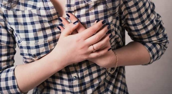 Боли в сердце при ВСД: причины, виды, первая помощь