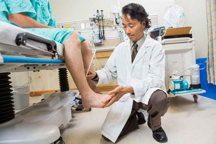 диагностика остеохондроза при сборе амнеза