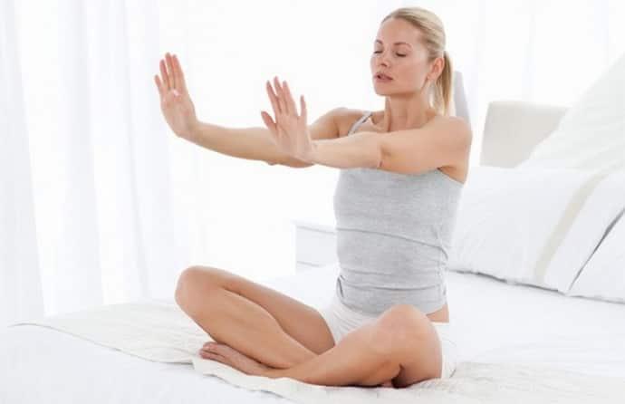 Чем поможет дыхательная гимнастика при всд