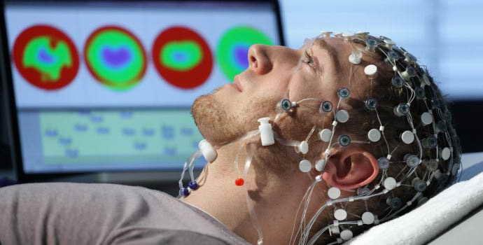 Изучение данных ЭЭГ при эпилептических припадках