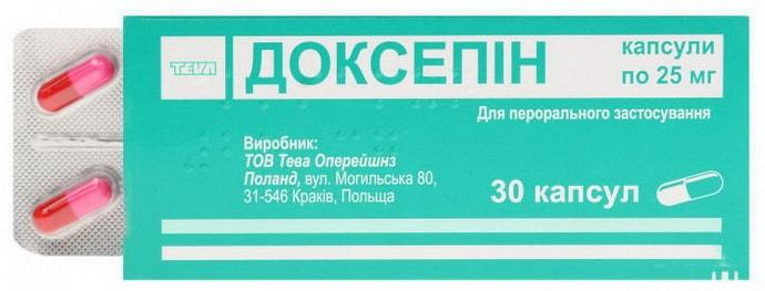Доксепин при фибромиалгии