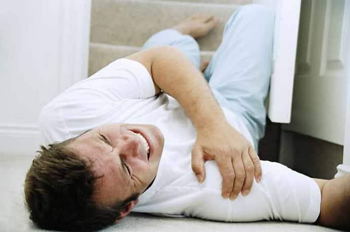 Основные симптомы гемиплегии