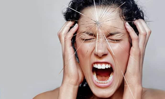 Напряжение в голове при неврозе симптомы лечение
