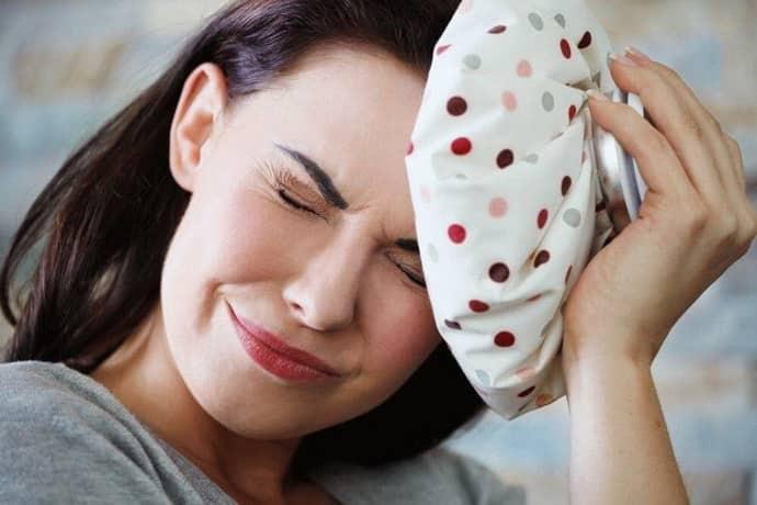 Сильная головная боль при всд