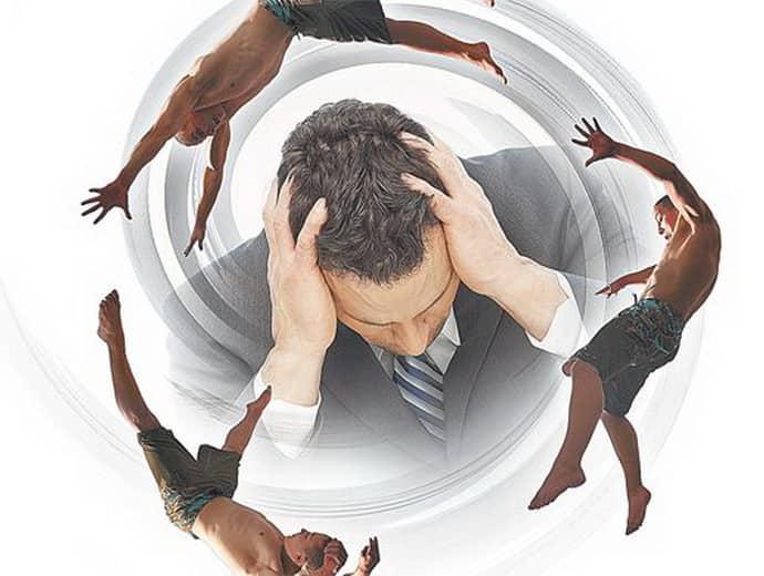 прочему возникает головокружение при всд
