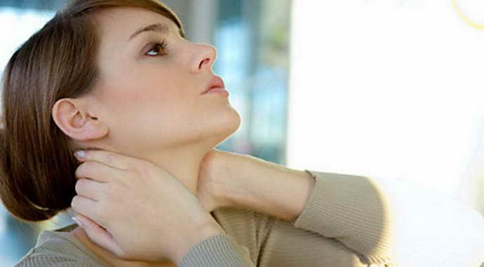 признаки грыжи шморля шейного отдела позвоночника