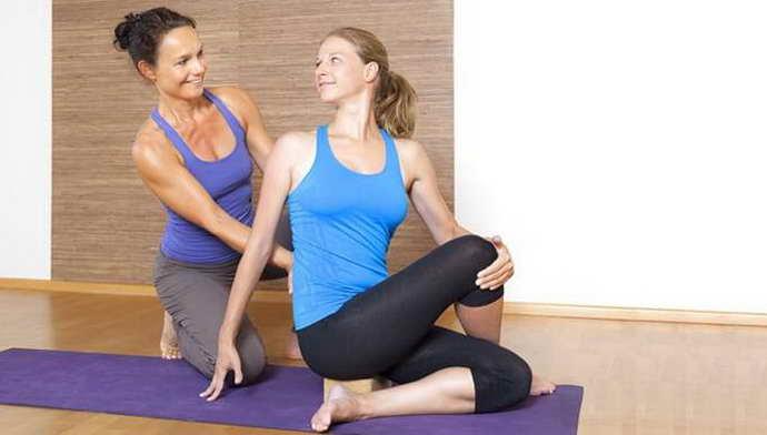 йога при грыже позвоночника противопоказания