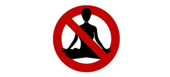 йога при остеохондрозе противопоказания