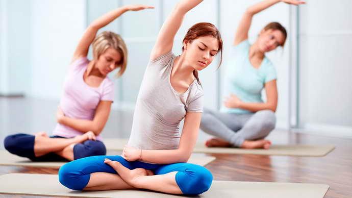 йога при остеохондрозе как правильно заниматься
