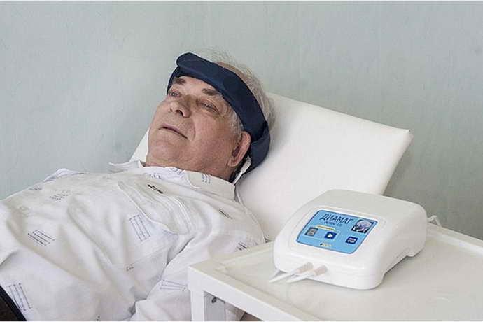 Дарсонваль для восстановления памяти после инсульта