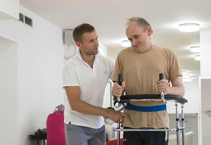 как проходит реабилитационный период после инсульта