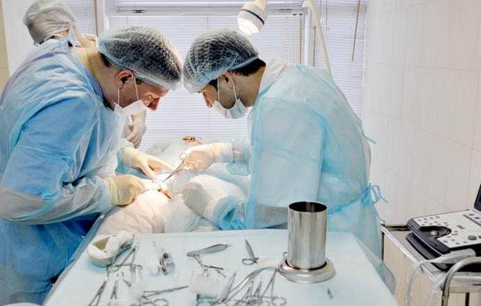 операция при инсульте