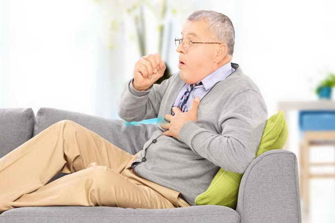 О причинах возникновения кашля при остеохондрозе