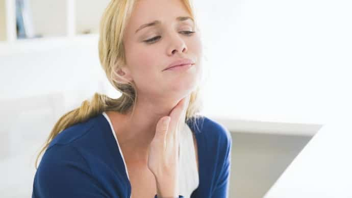 Как лечить ком в горле при неврозе