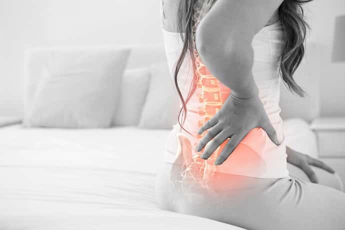 Болит спина при корешковом синдроме