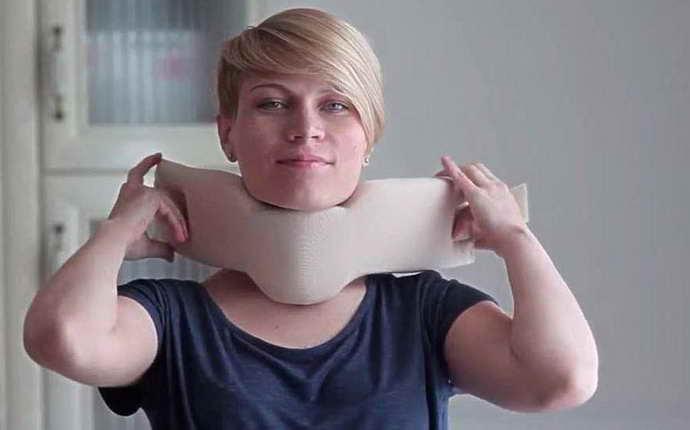 корсет для шеи при остеохондрозе как использовать