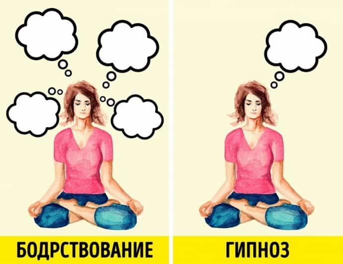 Польза гипноза