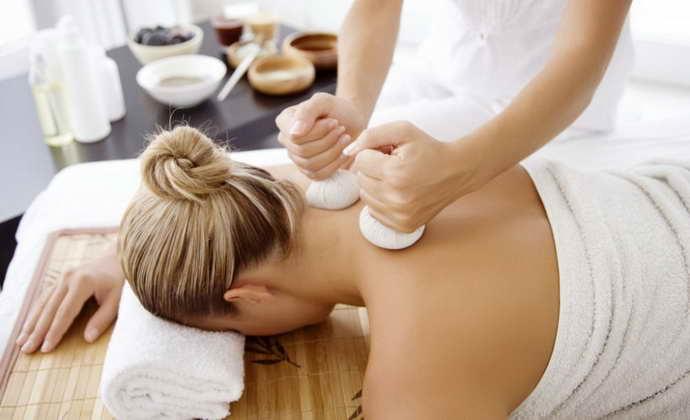 лечение грыжи позвоночника лазером и массаж