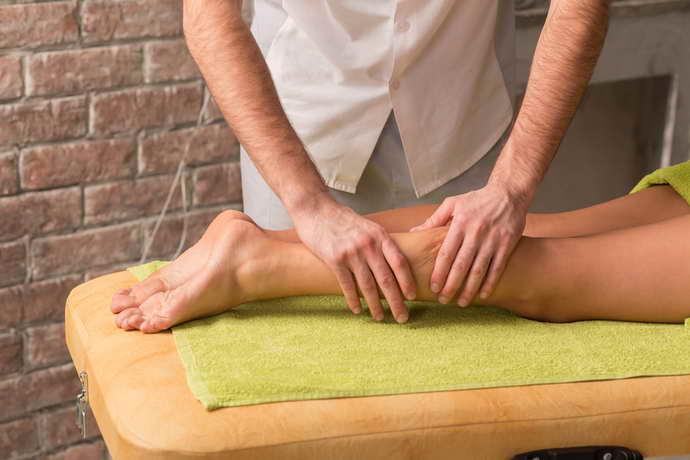 массаж от инсульта дома