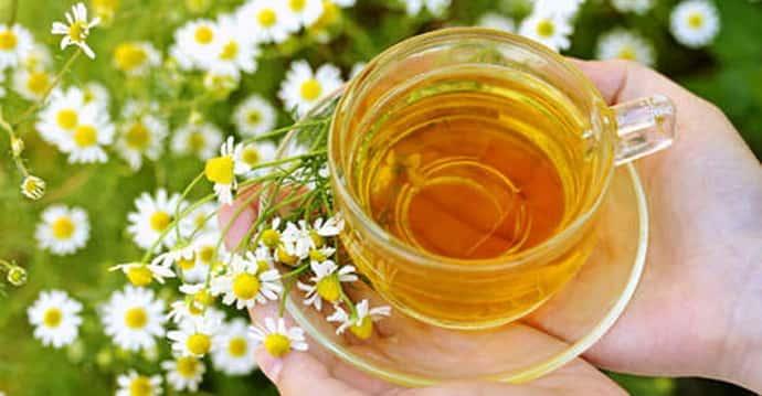 Ромашковый чай при невралгии