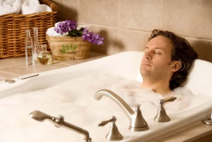 Лечебная ванна при невралгии