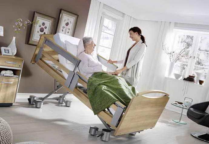 Предоставление помощи больному после инсульта