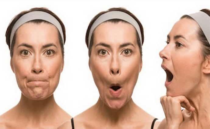 Упражнения при неврите лицевого нерва