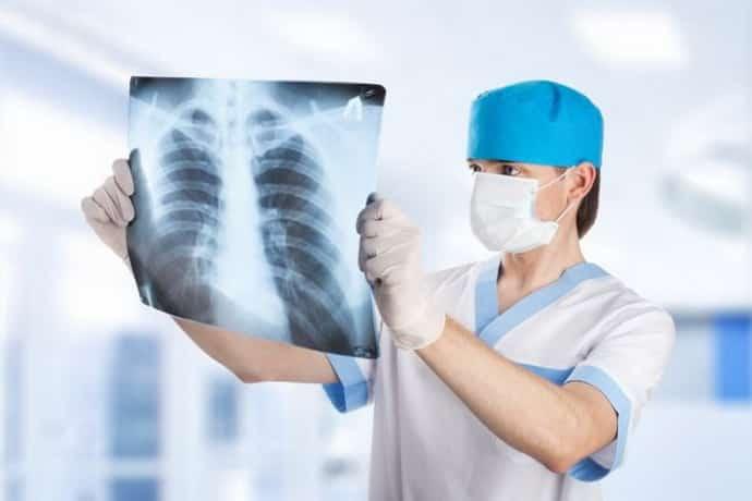 Рентген при протрузии