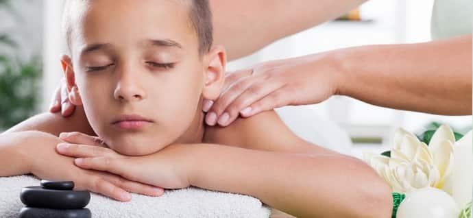 Как делать массаж при дцп