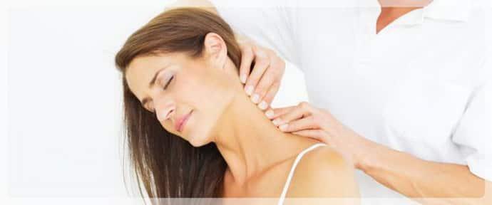 Как сделать массаж шейного отдела