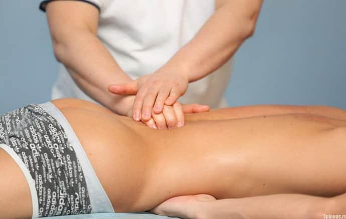 Зачем делать массаж при протрузии поясничного отдела