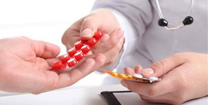 Медикаментозное лечение грыжи поясничного отдела