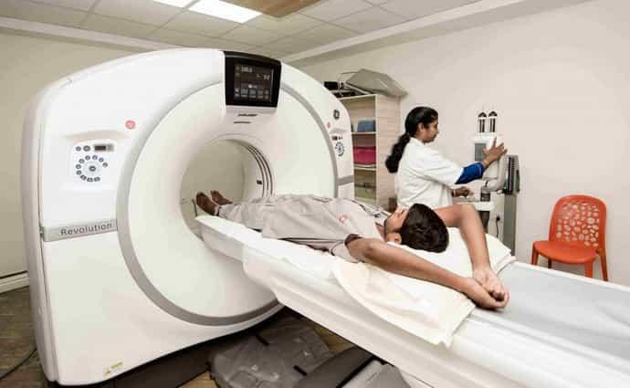 МРТ при миастении