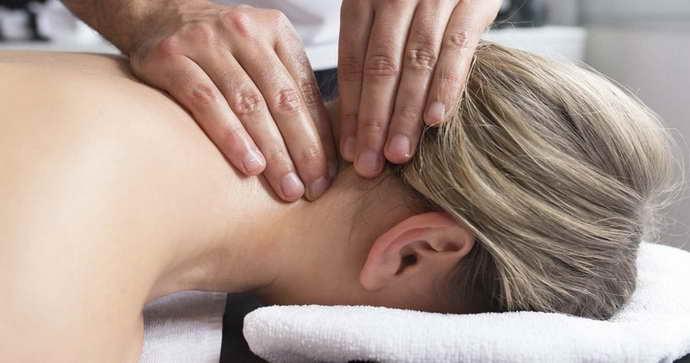 можно ли греть остеохондроз массажем