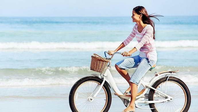 правила велоспорта при грыже позвоночника