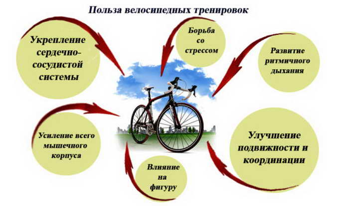 Польза велосипедного спорта при грыже позвоночника