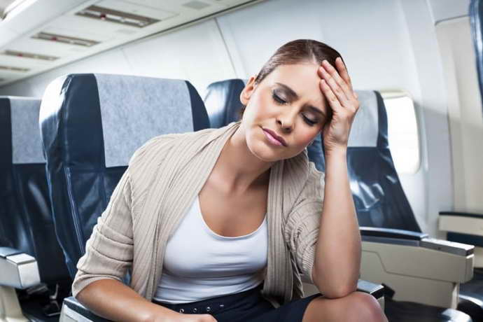 можно ли летать на самолете после инфаркта