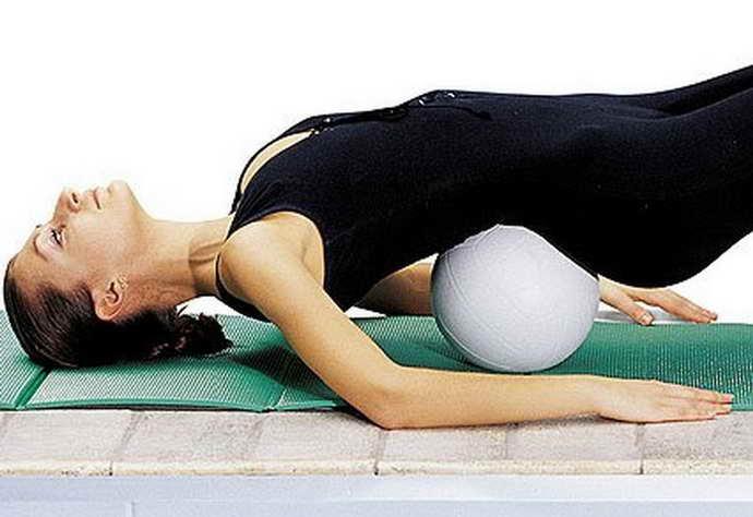 Остеохондроз и занятия спортом