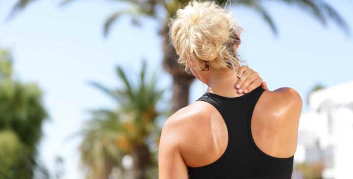 Можно ли при остеохондрозе заниматься фитнесом и спортом