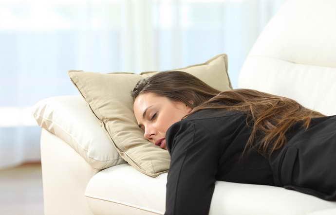 Главные симптомы нарколепсии